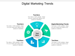 Digital Marketing Trends Ppt PowerPoint Presentation Inspiration Graphics Example Cpb