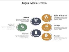Digital Media Events Ppt PowerPoint Presentation Ideas Master Slide Cpb