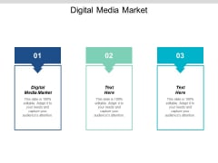Digital Media Market Ppt PowerPoint Presentation Gallery Templates Cpb
