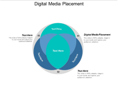 Digital Media Placement Ppt PowerPoint Presentation Infographics Images Cpb