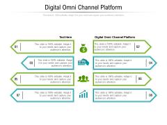 Digital Omni Channel Platform Ppt PowerPoint Presentation Ideas Icons Cpb Pdf