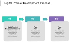 Digital Product Development Process Ppt PowerPoint Presentation Icon Cpb