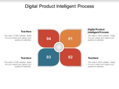 Digital Product Intelligent Process Ppt PowerPoint Presentation Inspiration Styles Cpb