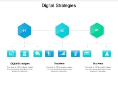 Digital Strategies Ppt PowerPoint Presentation Inspiration Samples Cpb