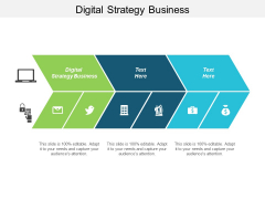 Digital Strategy Business Ppt Powerpoint Presentation Gallery Graphics Cpb