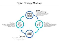 Digital Strategy Meetings Ppt PowerPoint Presentation Portfolio Layout Ideas Cpb