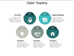 Digital Targeting Ppt PowerPoint Presentation Gallery Good Cpb