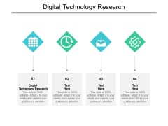 Digital Technology Research Ppt PowerPoint Presentation Layouts Example Topics Cpb Pdf