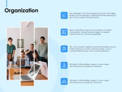 Digital Transformation Strategies Organization Ppt Pictures Example PDF