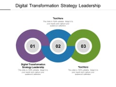 Digital Transformation Strategy Leadership Ppt PowerPoint Presentation Summary Background Designs Cpb
