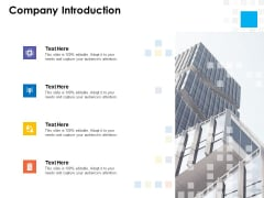 Digital Transformation Strategy Roadmap Company Introduction Ppt PowerPoint Presentation Inspiration Summary PDF
