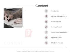 Digitalization Corporate Initiative Content Ppt Samples PDF