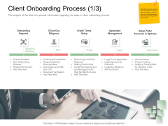 Digitization Of Client Onboarding Client Onboarding Process Due Ppt File Graphics Design PDF