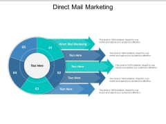 Direct Mail Marketing Ppt PowerPoint Presentation Infographics Styles Cpb