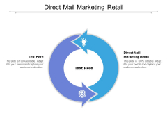 Direct Mail Marketing Retail Ppt PowerPoint Presentation Icon Slide Download Cpb