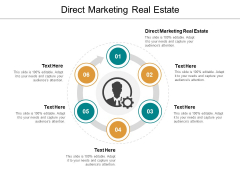 Direct Marketing Real Estate Ppt PowerPoint Presentation Deck Cpb
