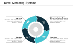 Direct Marketing Systems Ppt PowerPoint Presentation Summary Graphics Tutorials Cpb