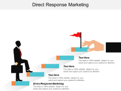 Direct Response Marketing Ppt PowerPoint Presentation Infographic Template Show Cpb