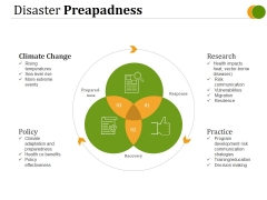 Disaster Preapadness Ppt PowerPoint Presentation Sample