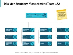 Disaster Recovery Management Team Big Data Ppt PowerPoint Presentation Inspiration Picture