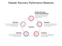 Disaster Recovery Performance Measures Ppt PowerPoint Presentation Infographics Inspiration Cpb