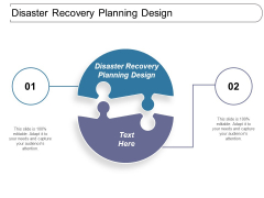 Disaster Recovery Planning Design Ppt PowerPoint Presentation Portfolio Guidelines