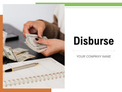 Disburse Individual Developing Strategy Dollar Sign Ppt PowerPoint Presentation Complete Deck