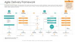 Disciplined Agile Distribution Responsibilities Agile Delivery Framework Sample PDF