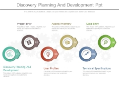 Discovery Planning And Development Ppt