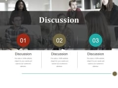 Discussion Ppt PowerPoint Presentation Model Backgrounds