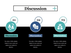 Discussion Ppt PowerPoint Presentation Summary Designs Download