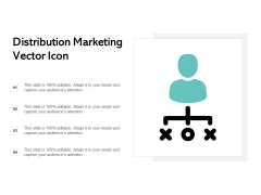 Distribution Marketing Vector Icon Ppt PowerPoint Presentation Professional Summary