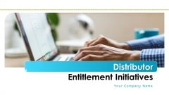 Distributor Entitlement Initiatives Ppt PowerPoint Presentation Complete Deck With Slides