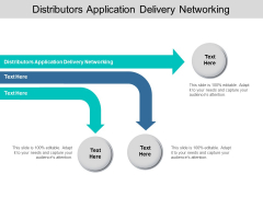 Distributors Application Delivery Networking Ppt PowerPoint Presentation Infographics Templates Cpb