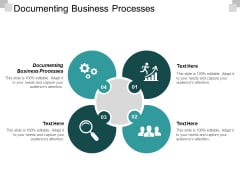 Documenting Business Processes Ppt PowerPoint Presentation Ideas Layout Cpb