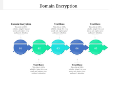 Domain Encryption Ppt PowerPoint Presentation Styles Outline Cpb Pdf