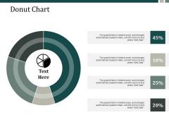 Donut Chart Finance Marketing Ppt Powerpoint Presentation Infographics Skills Ppt Powerpoint Presentation File Skills