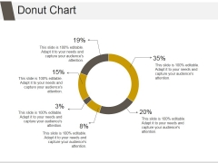 Donut Chart Ppt PowerPoint Presentation Background Images