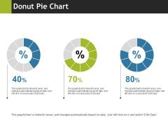 Donut Pie Chart Ppt PowerPoint Presentation File Grid