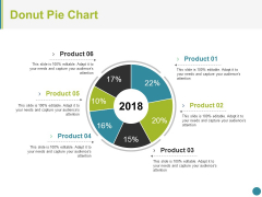 Donut Pie Chart Ppt PowerPoint Presentation Icon File Formats
