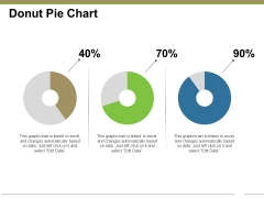 Donut Pie Chart Ppt PowerPoint Presentation Infographic Template Aids