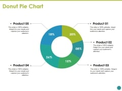 Donut Pie Chart Ppt PowerPoint Presentation Inspiration Graphic Images