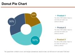 Donut Pie Chart Ppt PowerPoint Presentation Professional Slide Portrait