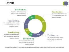 Donut Ppt PowerPoint Presentation File Designs