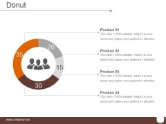 Donut Ppt PowerPoint Presentation Guide