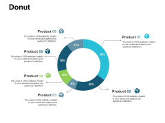 Donut Ppt PowerPoint Presentation Inspiration Files