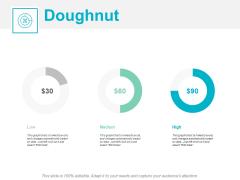 Doughnut Finance Ppt PowerPoint Presentation Summary Layout