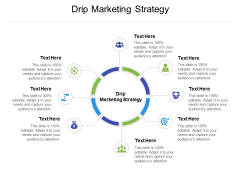 Drip Marketing Strategy Ppt PowerPoint Presentation Professional Icons Cpb Pdf