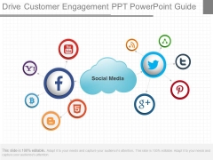 Drive Customer Engagement Ppt Powerpoint Guide