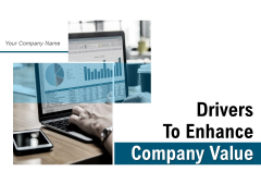 Drivers To Enhance Company Value Business Growth Ppt PowerPoint Presentation Complete Deck